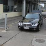 Fizičko-tehničko obezbedjenje pregled vozila